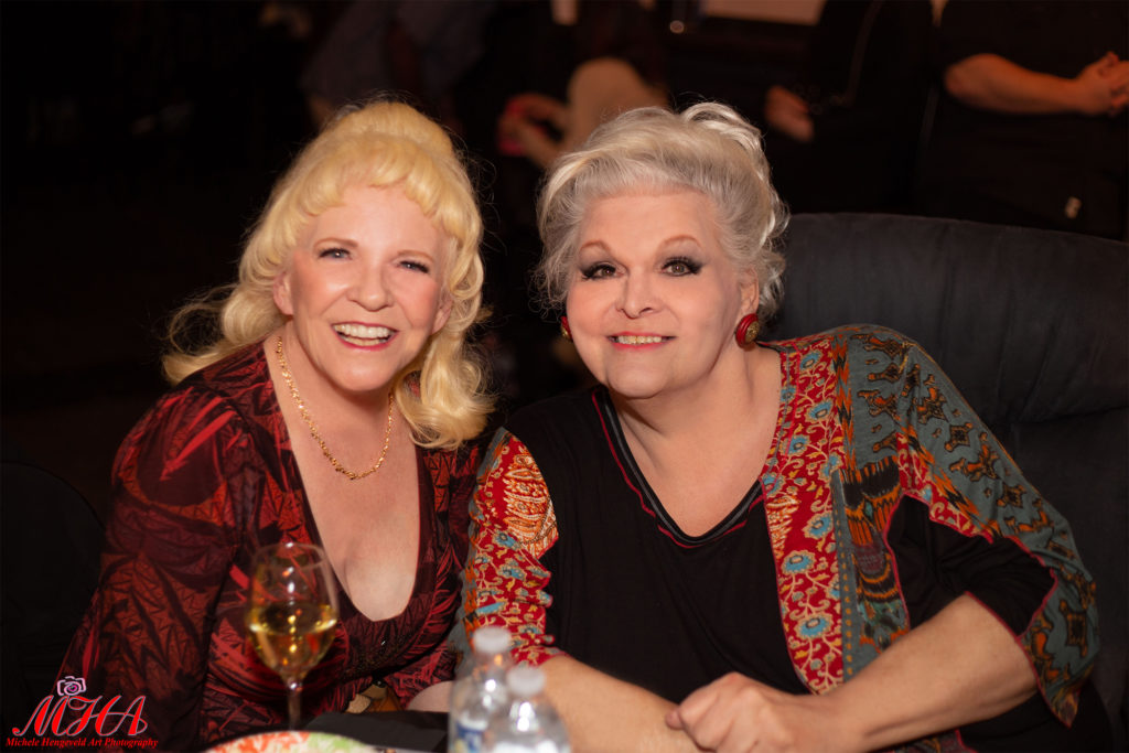 Burlesque & Variety Arts Legends Dusty Summers and Fannie Annie